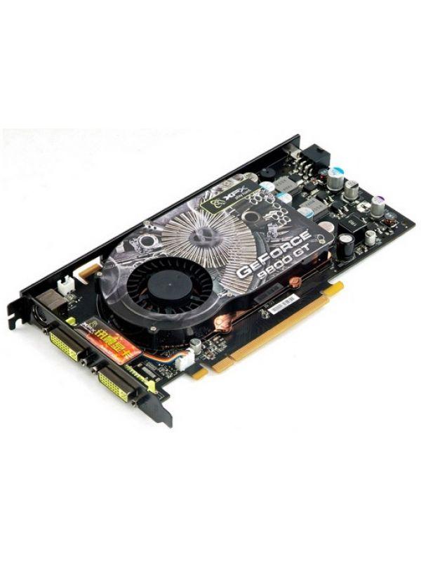 GeForce 9800 GT, 512 DDR3